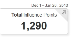 Total Influence Points
